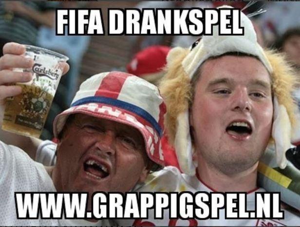 fifa drankspel fifa drinkingame
